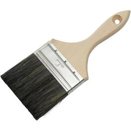 "4"" Pure Bristle Stain Brush thumb"