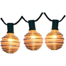 10 Light Globe Solar Light Set thumb