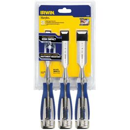 3 Piece High Impact Wood Chisel Set thumb