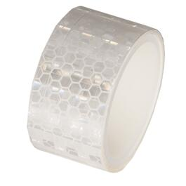 "1"" x 24"" Silver Reflective Tape thumb"