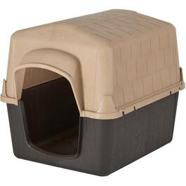 "38"" x 29"" x 30"" Barn Shape Insulated Dog House thumb"