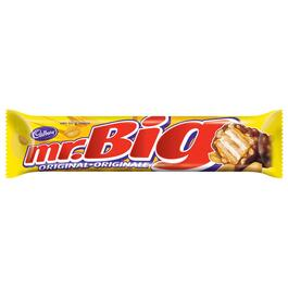 60g Mr Big Chocolate Bar thumb