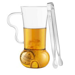 Roller Infusion Tea Mug, with Mixing Ball thumb