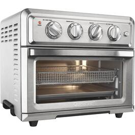 1800 Watt Stainless Steel Air Fryer/Convection Toaster Oven thumb