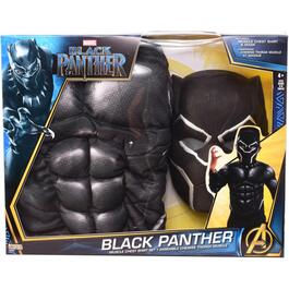 Black Panther Costume Dress Up Set thumb