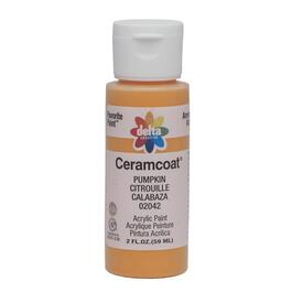 2oz Pumpkin Acrylic Ceramcoat Craft Paint thumb