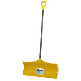 "30"" Poly Blade 47"" Handle Snow Pusher thumb"