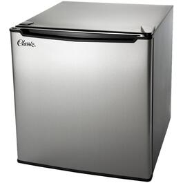 1.7 cu.ft. Stainless Steel Compact Fridge thumb