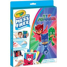 18 Page PJ Masks Colour Wonder Book thumb