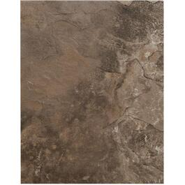"21.13 sq. ft. 12"" x 24"" Taupe Marble Loose Lay Vinyl Tile Flooring thumb"