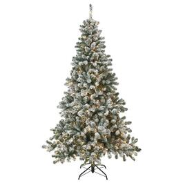 7.5' Wisconsin Pine Christmas Tree, with 400 Clear Lights thumb