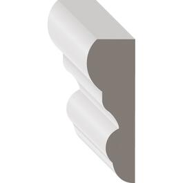 "9/16"" x 1-3/4"" Medium Density Fibreboard Primed Panel Moulding, by Linear Foot thumb"