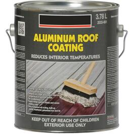 3.78L Premium Non-Fibrated Aluminum Roof Coating thumb