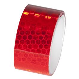 "1"" x 24"" Red Reflective Tape thumb"
