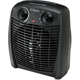 750W - 1500W Fan Heater with Thermostat thumb