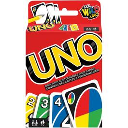 Uno Family Card Game thumb