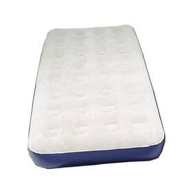 "75"" x 38"" Velour Air Bed thumb"