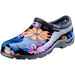 Ladies Size 8 Garden Shoes, Assorted Patterns thumb