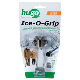 5 Prong Flip Up Ice Grip, for Cane thumb