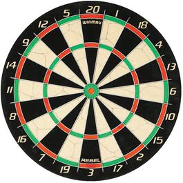 "15.75"" Rebel Compact Premium Bristle Dartboard thumb"