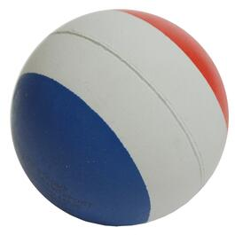 "2 1/2"" Tri-Colour Ball thumb"