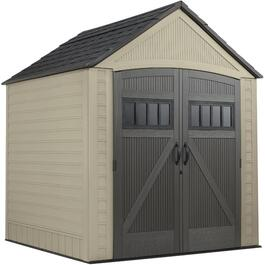 7' x 7' Roughneck Storage Shed thumb