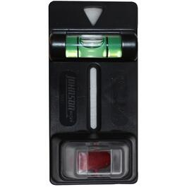 Magnetic Stud Finder, with Level thumb