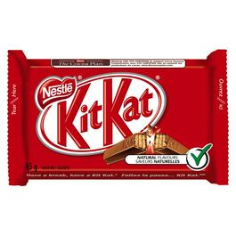 45g Kit Kat Chocolate Bar thumb