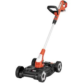 "12"" 20 Volt Cordless Lawn Trimmer/Mower thumb"