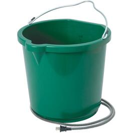 5 Gal Oversized Flat Back Heated Bucket thumb