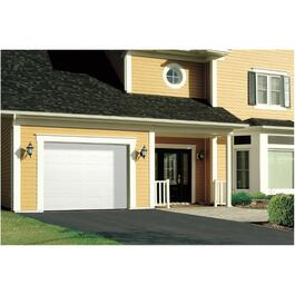 9' x 7' Classic Standard R12 Steel Garage Door thumb