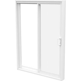 "5' x 6'8"" Odyssey OF Low-e Glass PVC Patio Door, with 5-1/2"" Frame thumb"