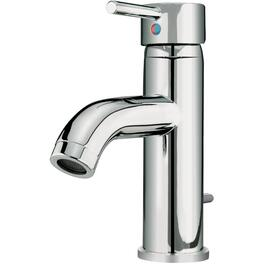 1 and 3 Hole Single Lever Chrome Lavatory Faucet thumb