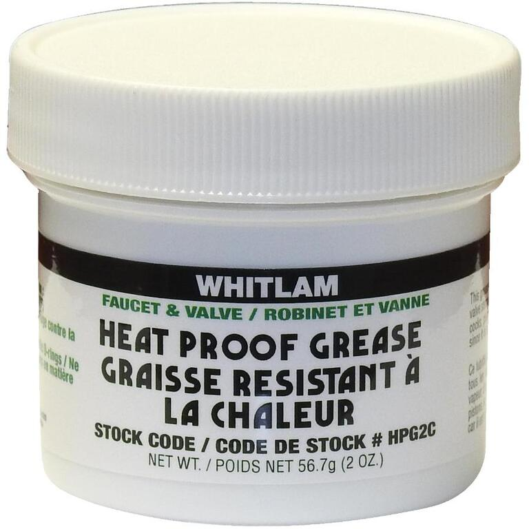 Faucet and Valve Heat Proof Grease - Home Hardware