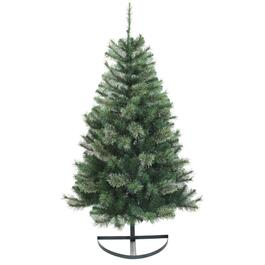 5' Unlit Artificial Concord Wall Christmas Tree thumb