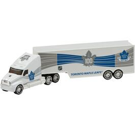 1:64 Scale Toronto Maple Leafs NHL Truck thumb
