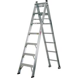 7' #1 Aluminum 3-Way Ladder thumb