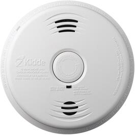 Wire-In Worry Free Smoke and Carbon Monoxide Detector thumb
