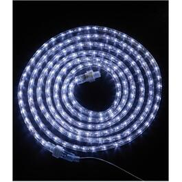 15' White LED Round Ropelight thumb