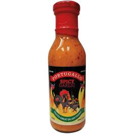 355ml Spicy Garlic Barbecue Sauce thumb