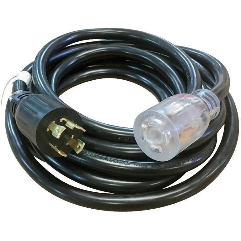 Reliance Controls 20' 10/4 30 Amp Generator Cord | Home Hardware