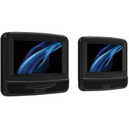"7"" LCD Dual Screen Mobile DVD Player thumb"