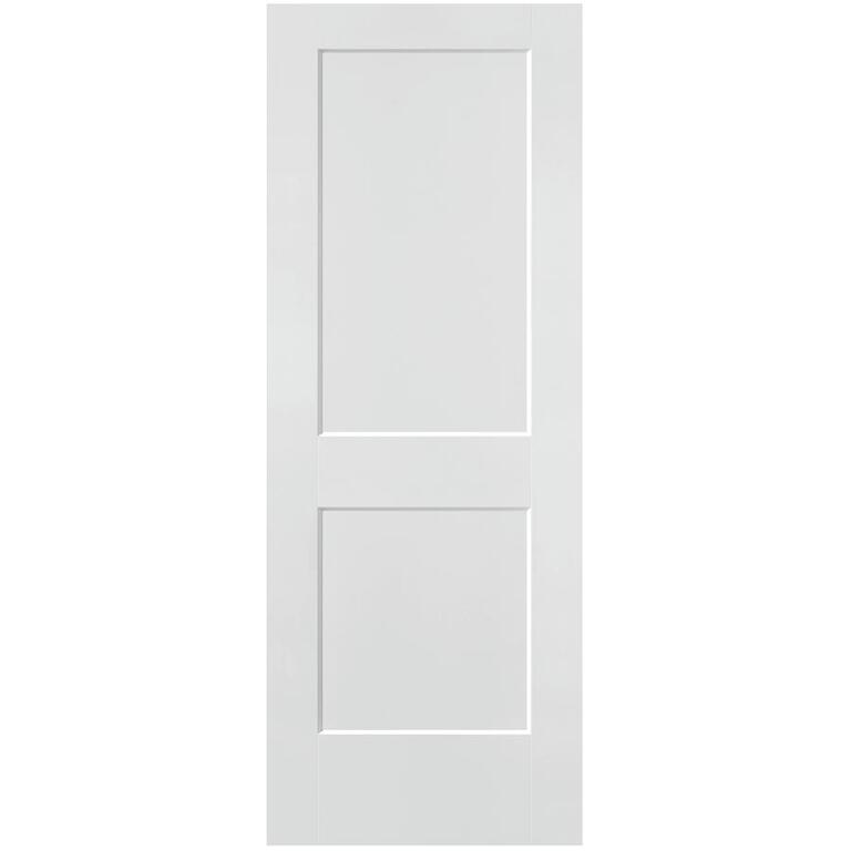 34 X 80 Logan Slab Interior Door Home Hardware