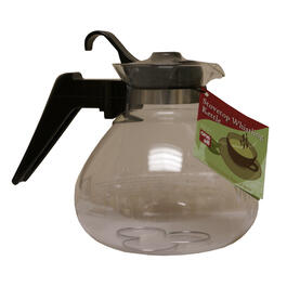 12 Cup Glass Whistling Tea Kettle thumb