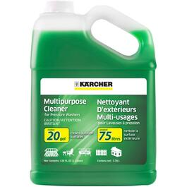 1 Gallon 20X Multi Purpose Concentrate for Pressure Washer thumb