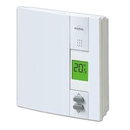 Aube Digital Manual Line Voltage Baseboard Thermostat thumb