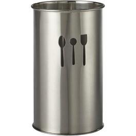 Stainless Steel Utensil Holder thumb