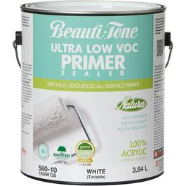 3.64L White Interior/Exterior Latex Primer Sealer thumb