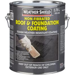 3.78L Non-Fibrated Roof and Foundation Coating thumb