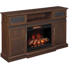 "68"" Manning Media Electric Fireplace thumb"